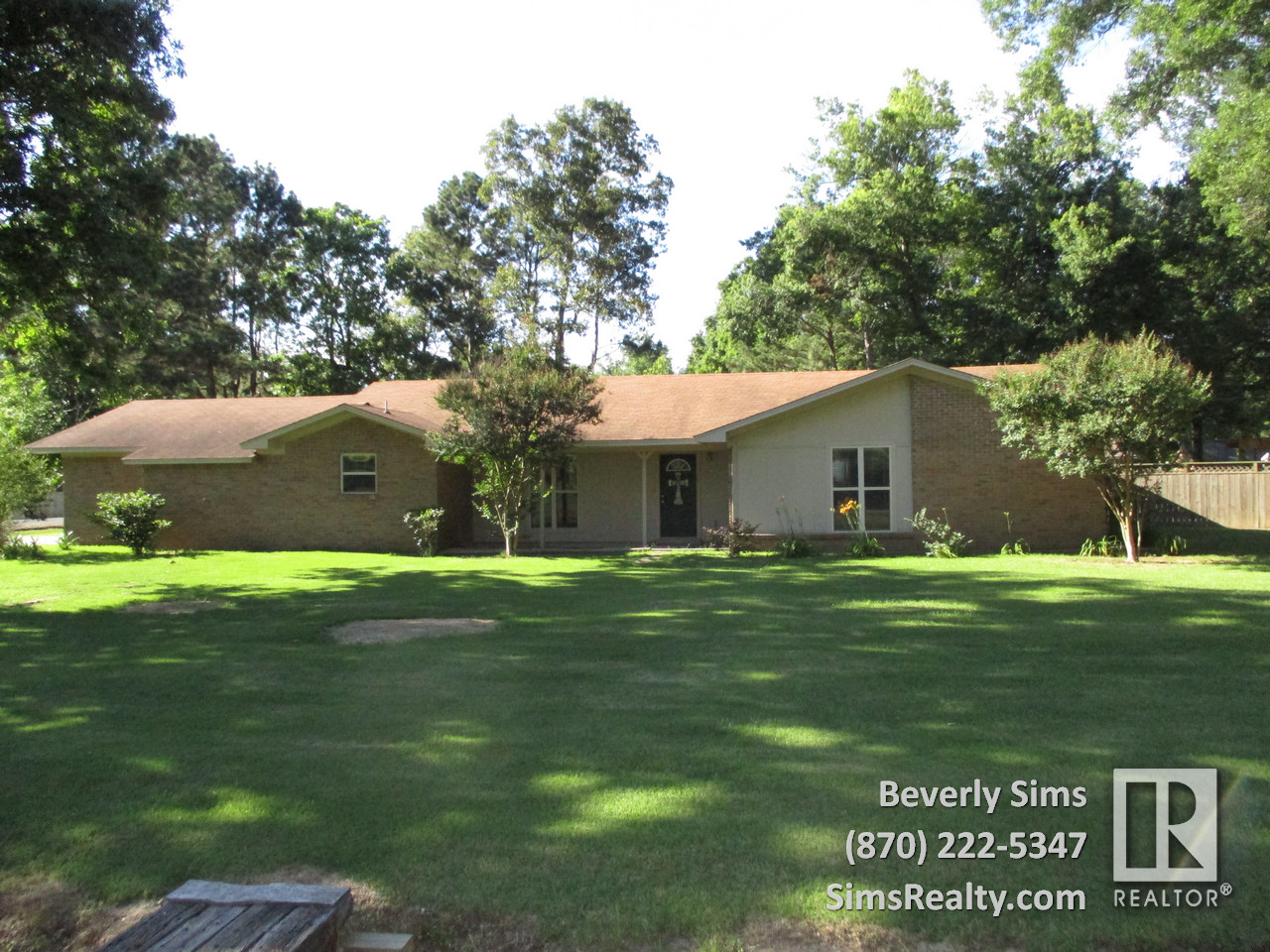 SOLD – 17 Shannon Dr., McGehee, AR