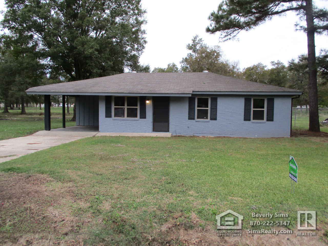 603 N. 5th St., McGehee, AR 71654