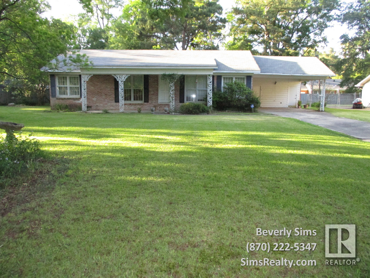 9 Plainview Drive, McGehee, Arkansas 71654